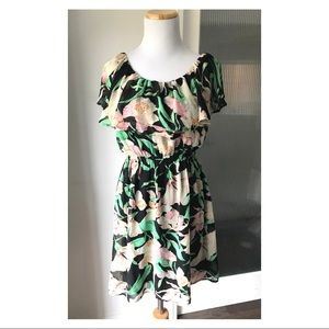 Urban Outfitters Under Skies ruffled dress